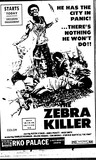 The Zebra Killer