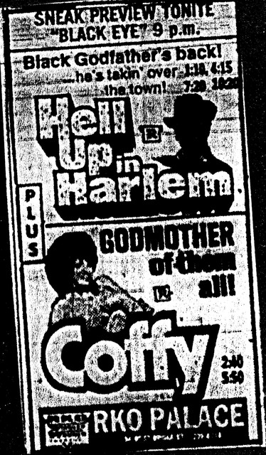 Hell Up in Harlem/Coffy