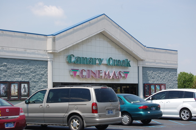 Canary Creek Cinema