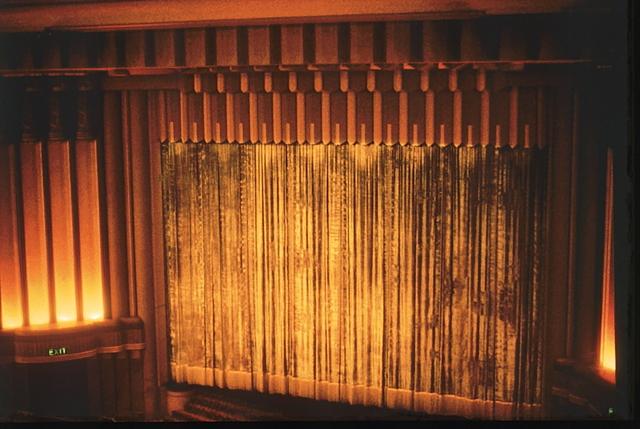 Proscenium.