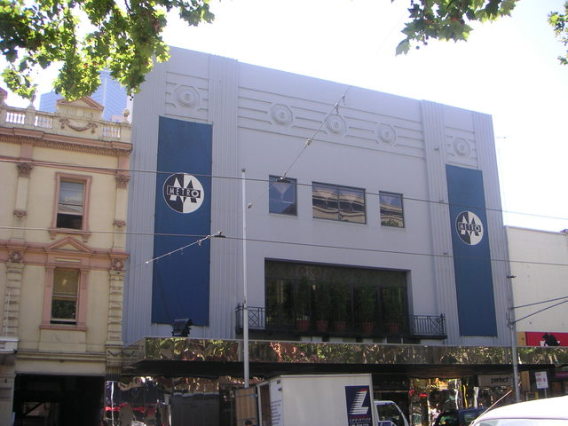 Palace Theatre in Melbourne, AU - Cinema Treasures