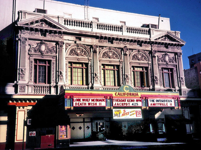 California Theatre 1983