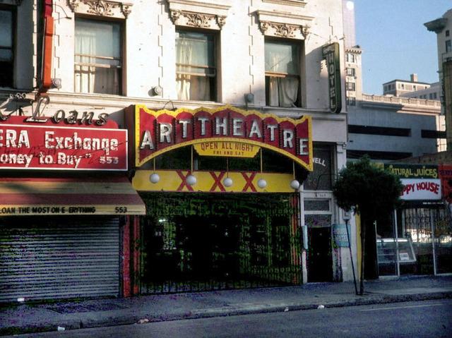 Art Theatre 1983