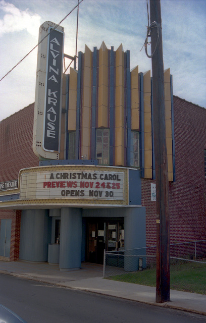 Alvina Krause Theatre