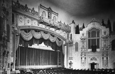 VENETIAN Theatre, Racine, Wisconsin.