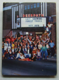 <p>1978 Lake Forest High School year book cover.</p>