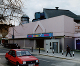 Walham Green - Red Hall/Gaumont - exterior, 5 March 2000