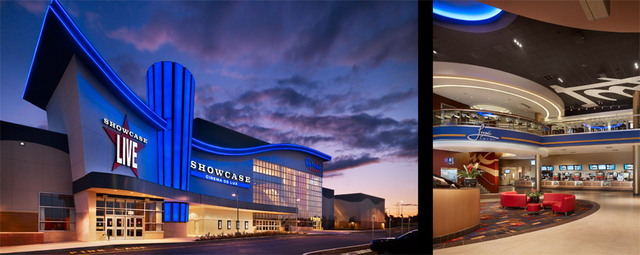 Showcase Cinema De Lux at Patriot Place