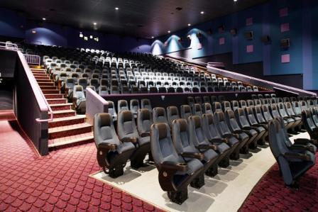 Showcase Cinemas de Lux Randolph