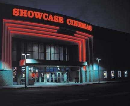 showcase cinemas revere in revere ma cinema treasures On revere movie theater