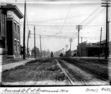 Gerrard & Greenwood looking east 1914?  No Classic Theatre