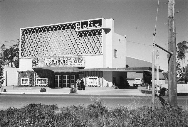 Helix Ttheater 1952