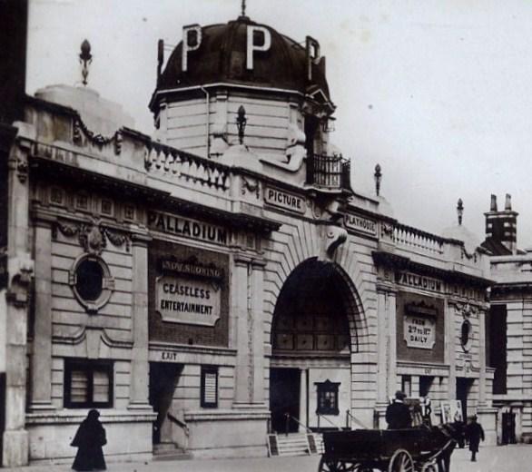 Palladium Theatre Brixton