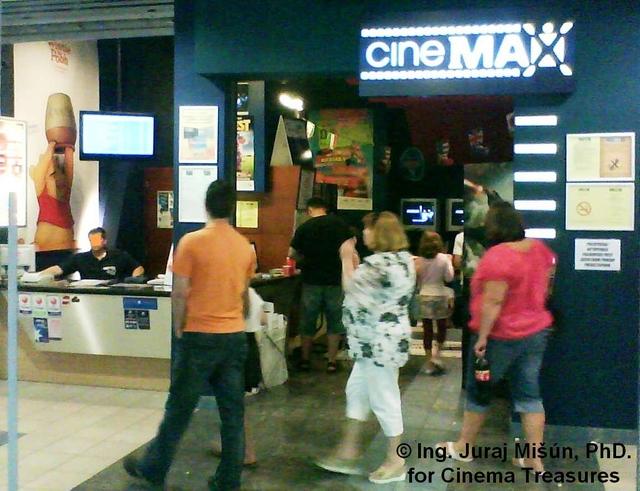 CineMAX Trnava