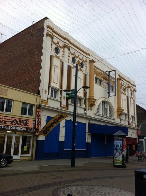 Former Regent Cinema