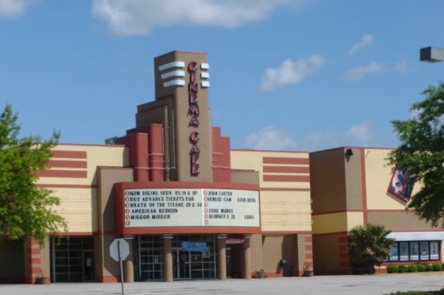 Riverdale Cinema Cafe