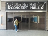 Blue hen Mall Cinema and concert hall
