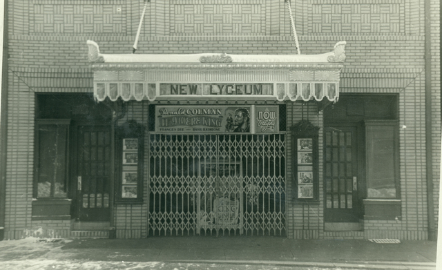 new lyceum aka prince theater