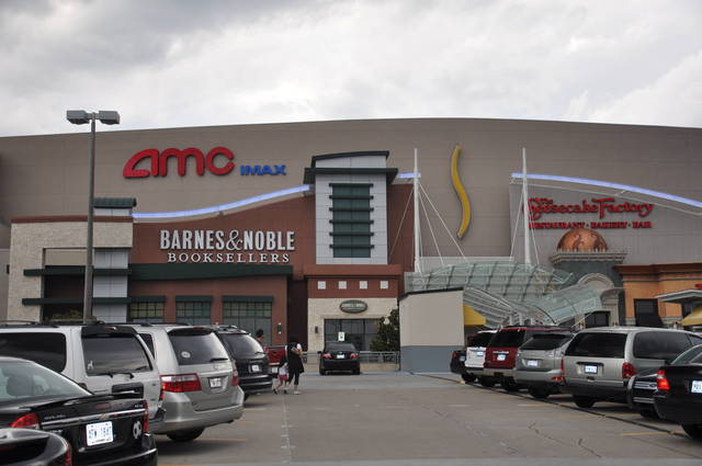 Frisco: AMC Stonebriar 24 Theaters, address is Preston Road Frisco, TX The Stonebriar Centre Mall's AMC features amenities such as stadium seating, digital projection and RealD 3D. The Stonebriar Centre Mall's AMC features amenities such as .