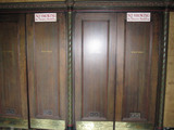Palace Theatre, Canton, OH - Exit Doors