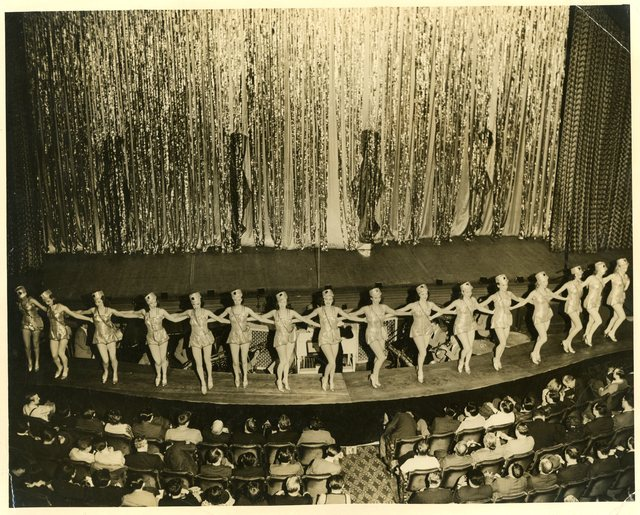 Dance review at State Line Theater 1940
