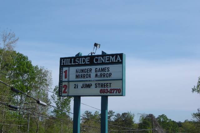 Hillside 2 Cinema
