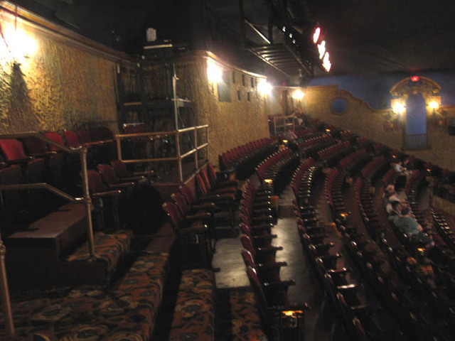 Palace Theatre, Canton, OH - Rear of Balcony