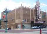 Palace Theatre, Canton, OH - Exterior
