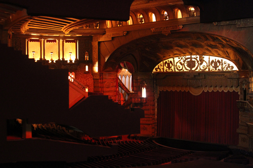 MODEL OF ROXY THEATRE,  N.Y.C.