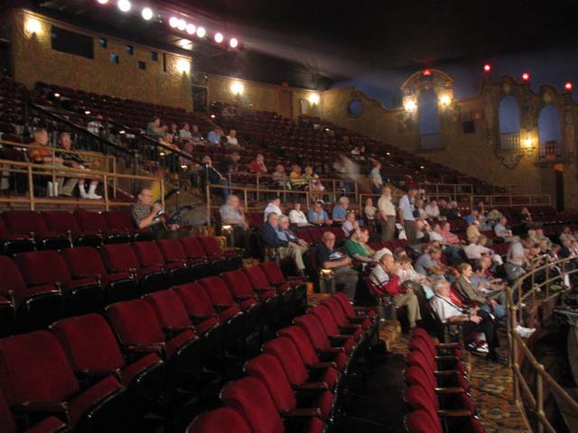 Palace Theatre, Canton, OH - Balcony