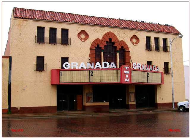 Granada...Plainview Texas