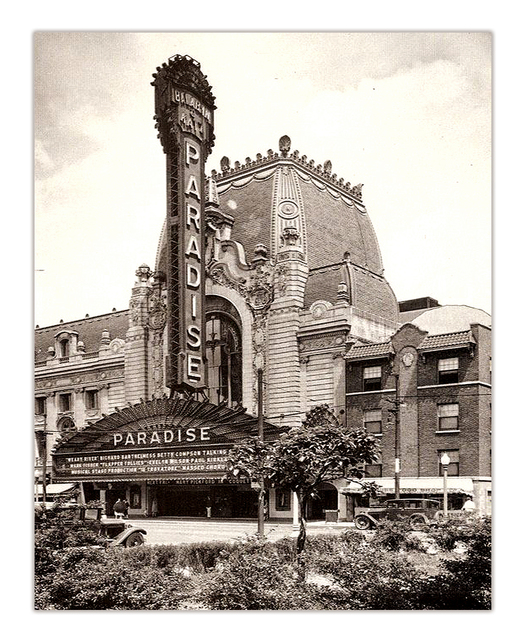 Paradise Theater...Chicago