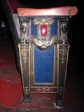 Palace Theatre, Canton, OH - Ornamental Seat End