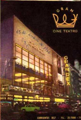 Hand program 1966