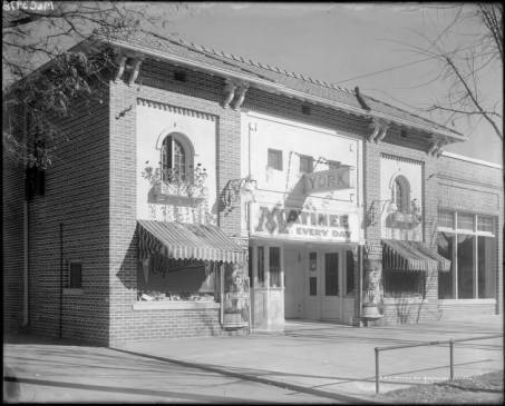 York Theatre-From The Denver Public Library Collection