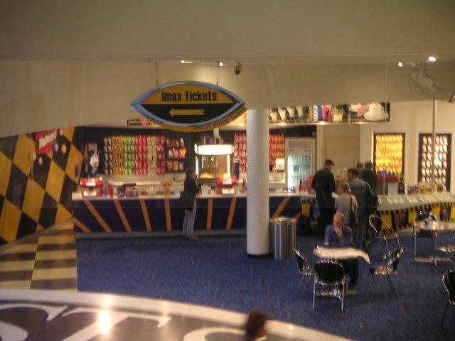 IMAX Melbourne Theatre