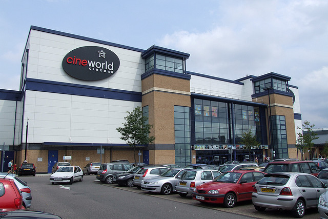 Cineworld Cinema - Crawley