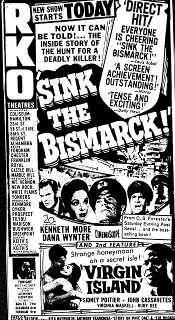Sink the Bismarck! / Virgin Island