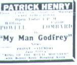 Patrick Henry Theatre