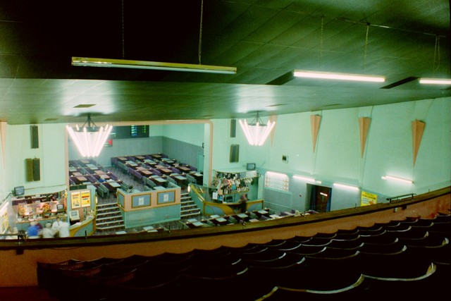 Odeon Cleveleys interior
