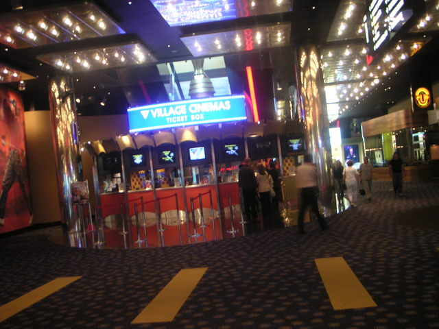 Crown Casino Cinema Melbourne