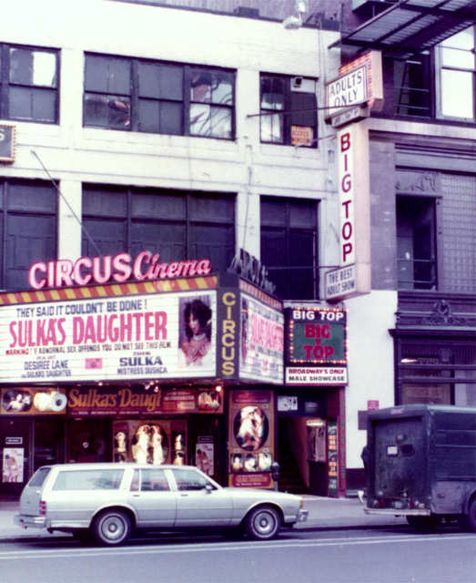 Big Top Theatre in New York, NY - Cinema Treasures