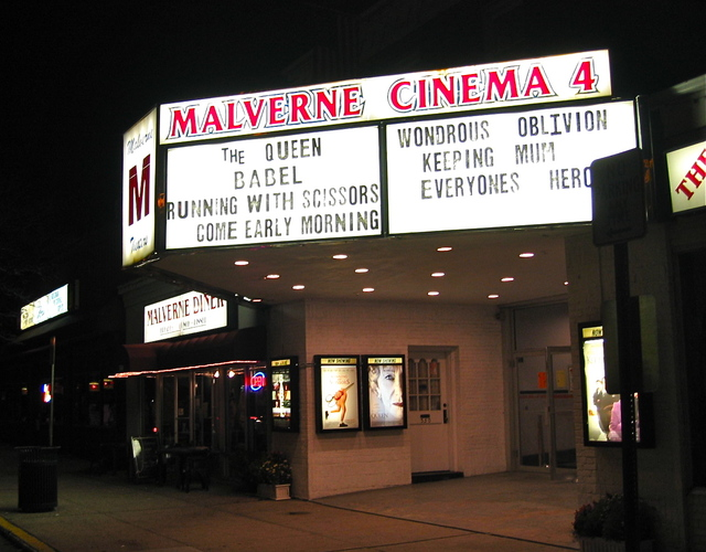 Malverne Cinema