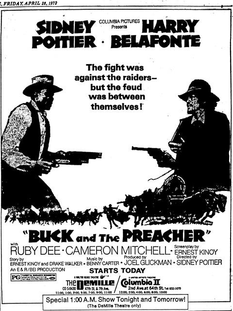 """Buck and the Preacher"""