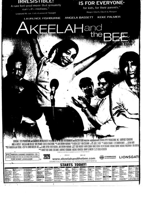 &quot;Akeelah and the Bee&quot;