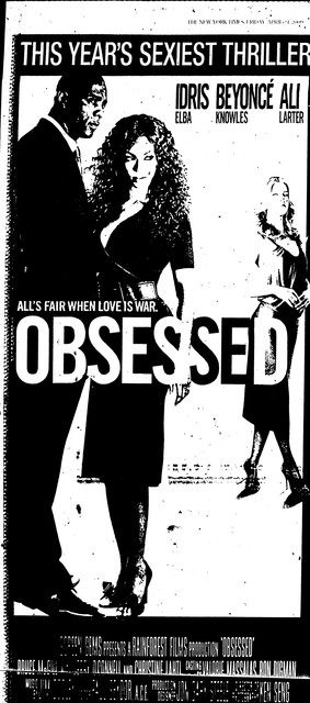 &quot;Obsessed&quot;