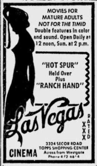 Las Vegas Cinema