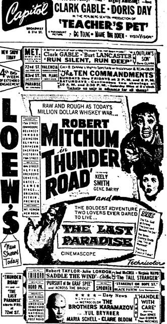 """""""Thunder Road"""""""