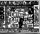 &quot;China Gate&quot;
