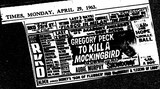 &quot;To Kill a Mockingbird&quot;